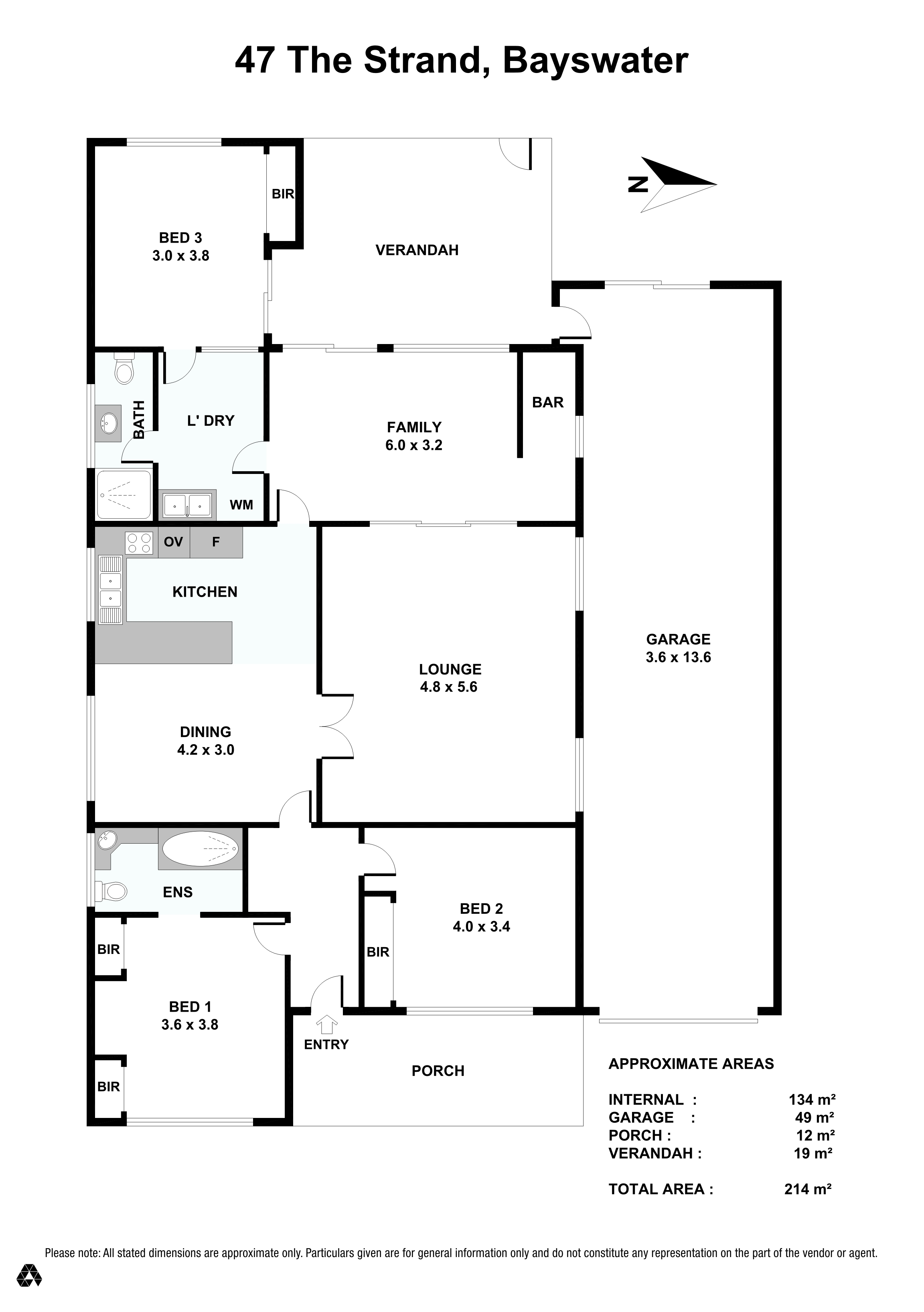 47 The Strand Bayswater 6053