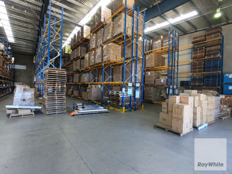 1,200m2 Clear Span Industrial Warehouse