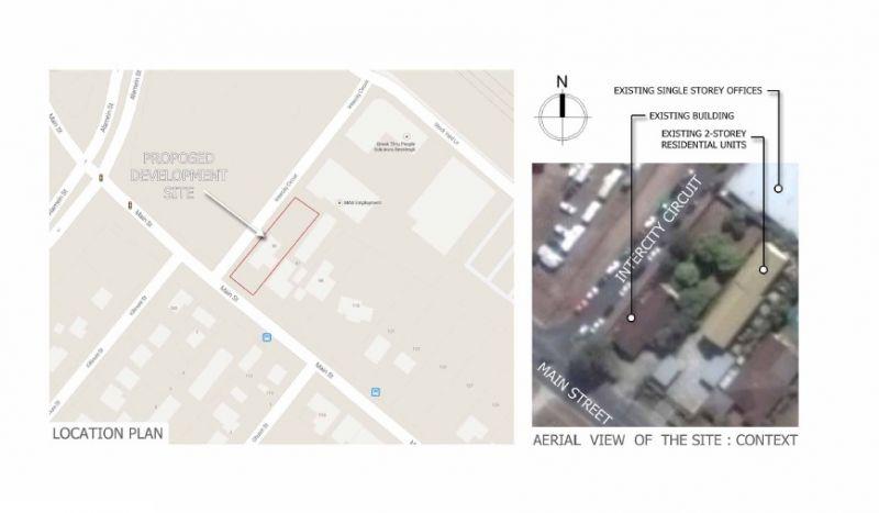 Development Site  - DA Pending