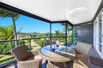Golf Course Outlook, Prime Position, Oasis of Calm