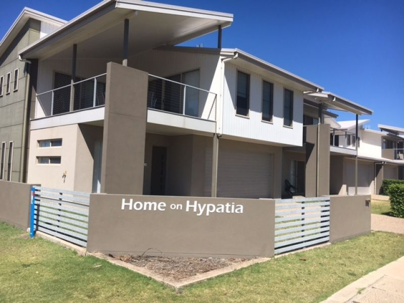 HOME ON HYPATIA