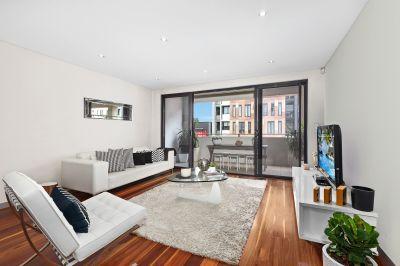 Designer Apartment Offering A Convenient Lifestyle