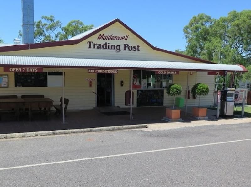 Own the iconic Maidenwell Traiding Post - Cafe, Convenience Store, Fuel