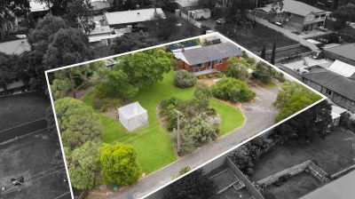 HUGE BLOCK on 1882m2 - Private & elevated with glorious gardens