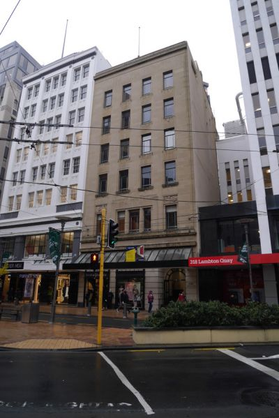 Level 5 A/326 Lambton Quay, Wellington Central