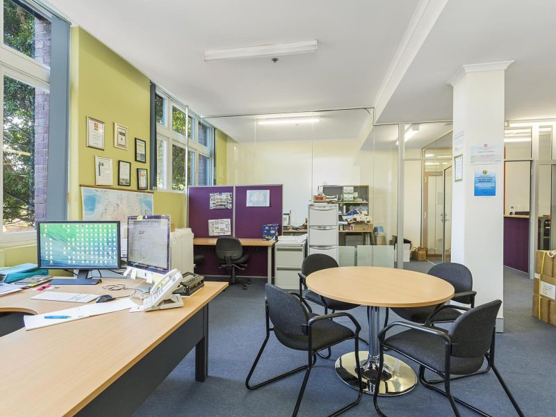 Exceptional Office Space In The Heart Of Creative Ultimo!