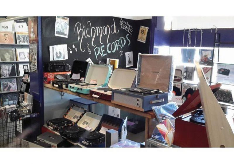 Retro Retail Shop, Cafe and Vinyl Record Business - Richmond, NSW