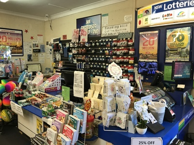 Business for sale - A great opportunity to walk into a very well stocked Newsagency / Gift Shop in a popular and growing area