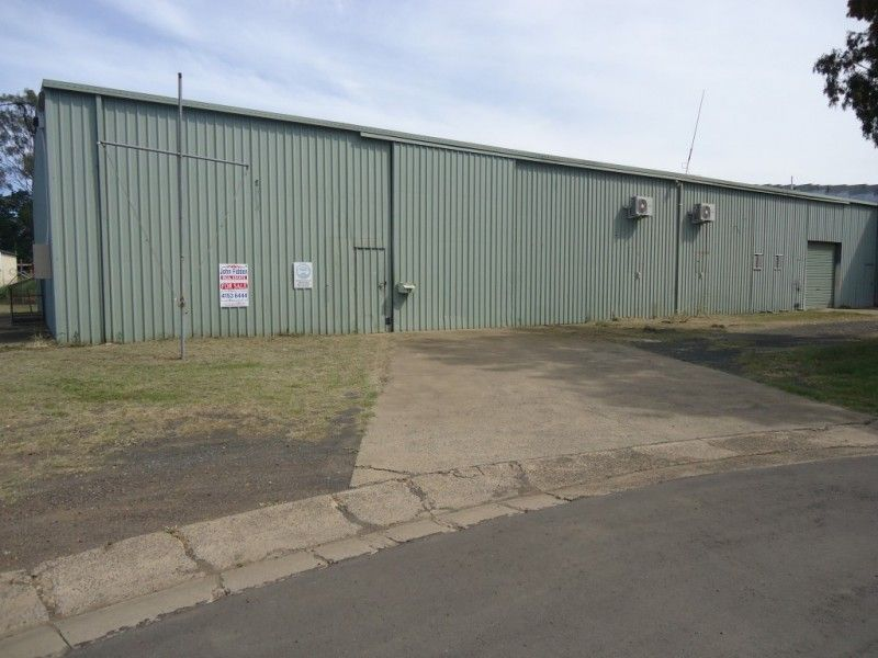 FREEHOLD INDUSTRIAL SHED