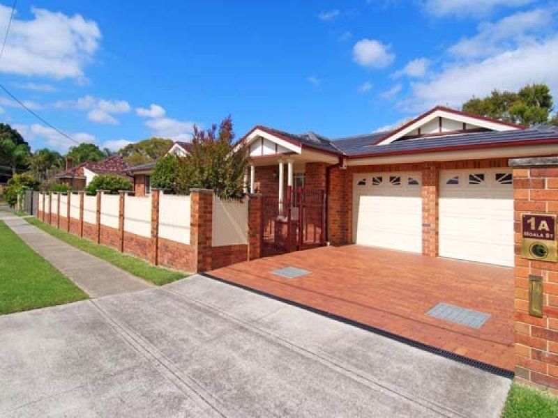 1A Moala Street, Concord West