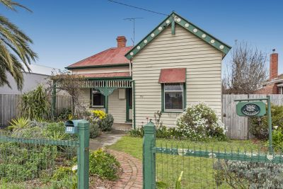 Daisy Cottage   Rare Edwardian Home in Central Winchelsea 660m2
