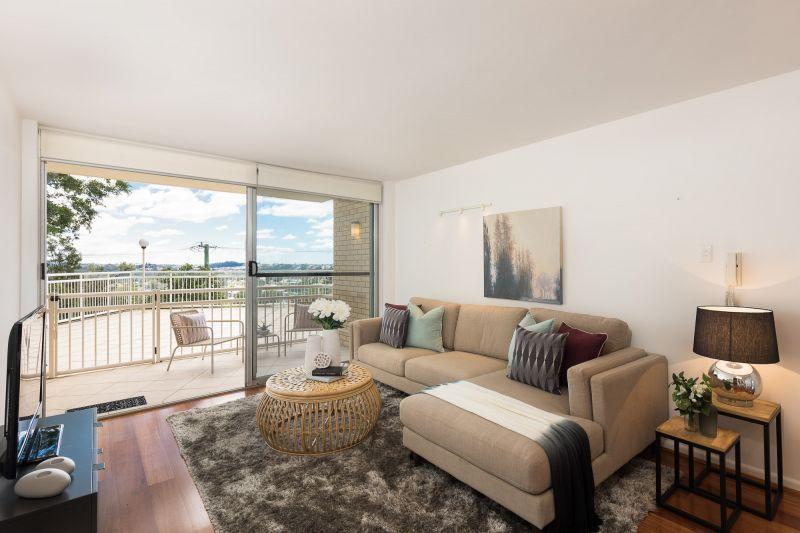 4/7 Prospect Terrace Kelvin Grove 4059