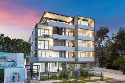 Most Affordable New Building In Cronulla