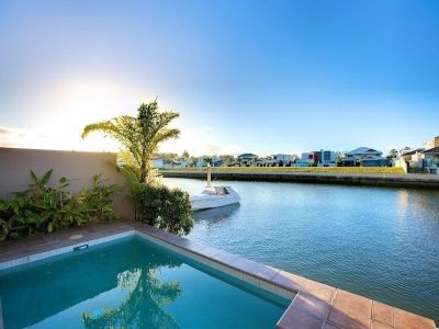 Stunning Tri-Level Luxury Waterfront Villa - Must be Sold!