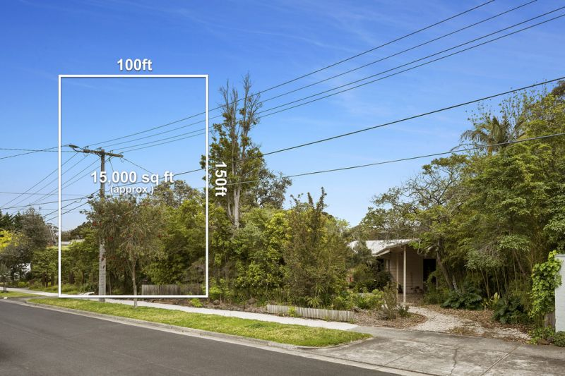 Potential Plus for Families or Developers on 15,000 sq ft (approx.)