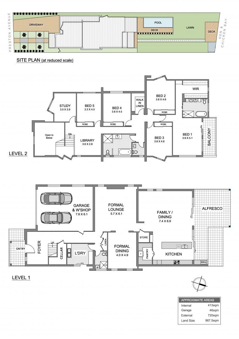 27 Preston Avenue Five Dock 2046