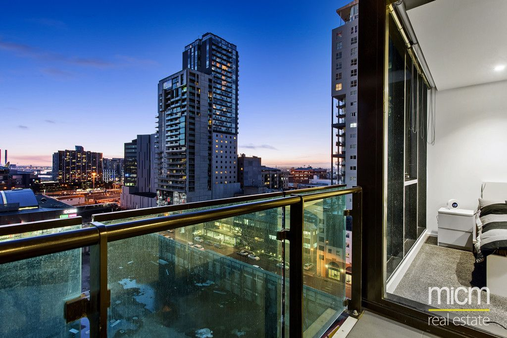 Magnificent and Modern Inner City Living in Melbourne One!