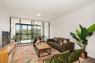 Two level designer apartment