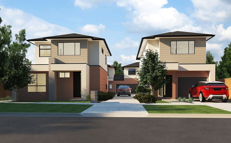 Brand New - Completion April 2021