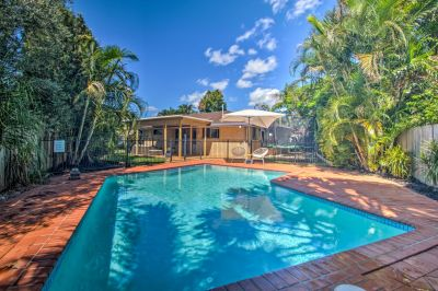 Immaculate family home with pool in TSS precinct