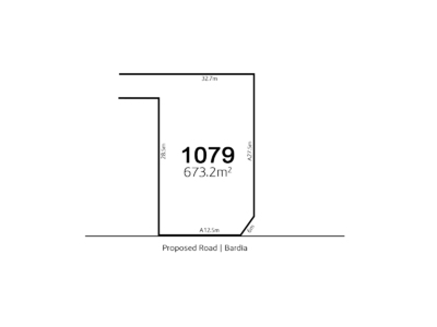 Bardia Lot 1079 Proposed Road | Bardia