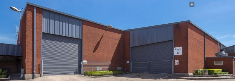 Burrows Industrial Estate - Warehouse + Office