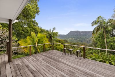 Tranquil Rainforest Paradise with Stunning Views