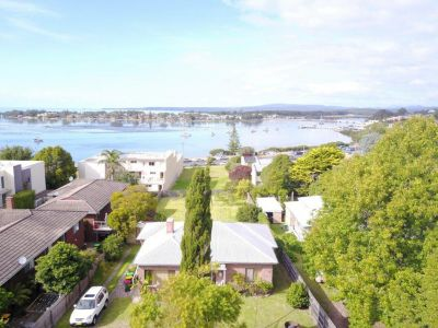 Prime location, ripe for development or simply buy to hold