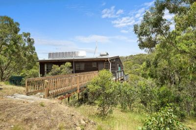 Self - Sufficient Cedar Home on 18 acres - 7.29ha approx