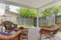 Large stand-alone townhouse, backs onto reserve!