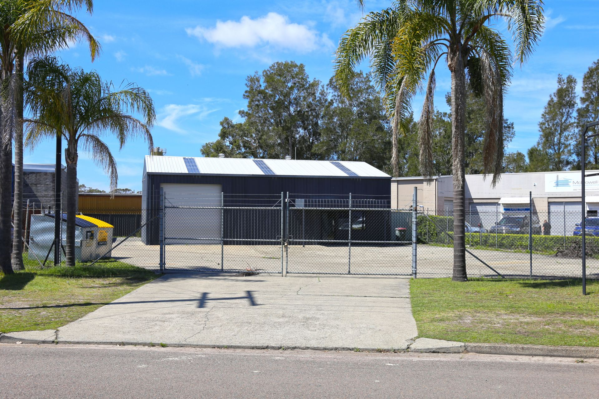 PRIME COMMERCIAL SITE IN SOUGHT AFTER LOCATION.