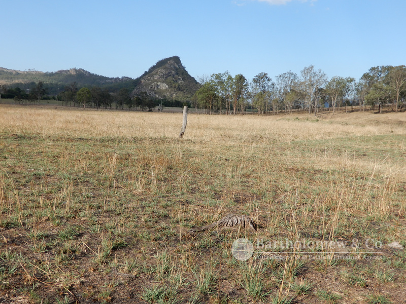 Choice rural block. Scenic Rim views.