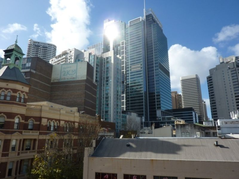 85m2 Fitted Office with Stunning City View
