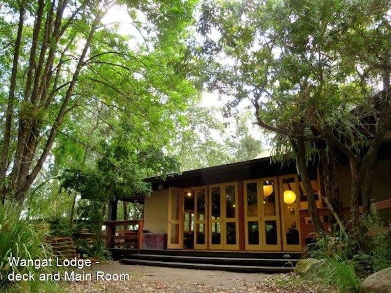 NOW SOLD - A HOME, AN INCOME - FOREST, RIVER, WILDLIFE, SERENITY