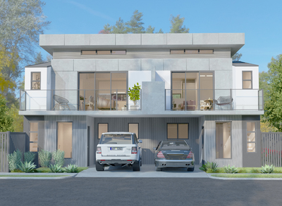 Brand new townhouse in yarraville off the plan