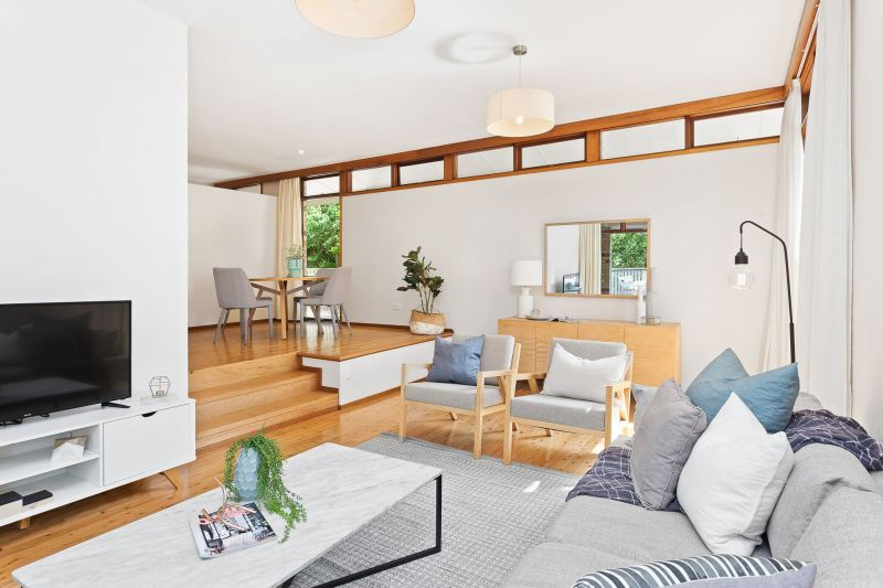 Settle Into Nature. Soaring Ceilings with Magnificent Picture Windows. On the Edge of a Stunning Bush Reserve.