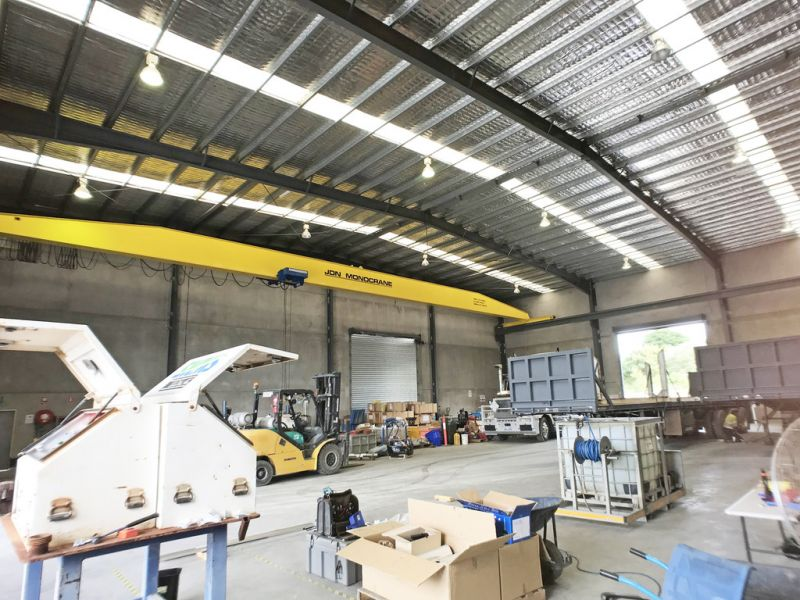 Industrial Investment With Development Upside