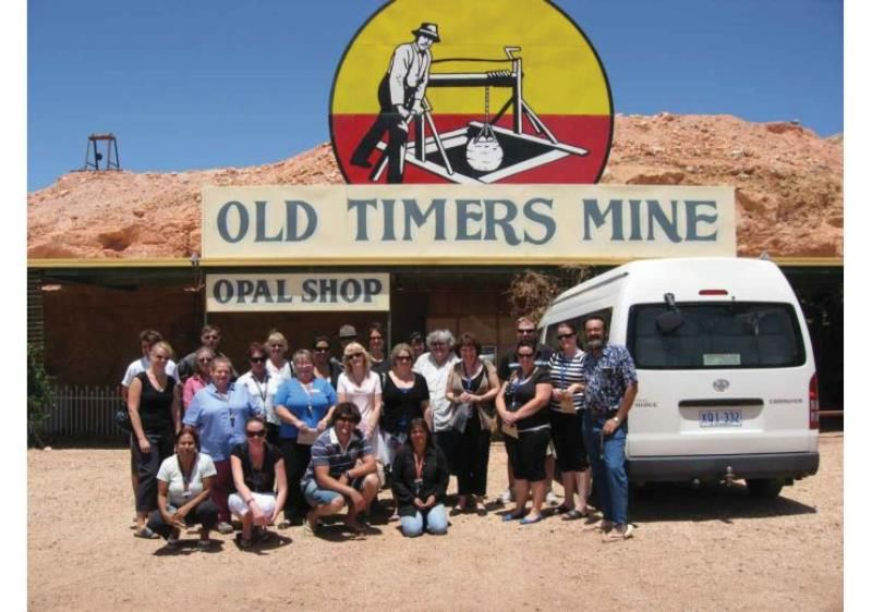 Unique Underground Tourist Attraction plus Opal Business