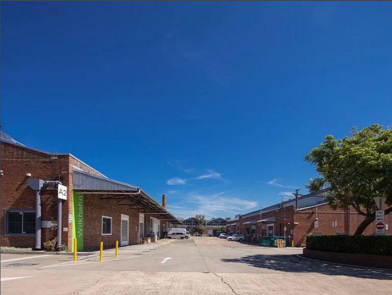 Alexandria Industrial Estate - Warehouse