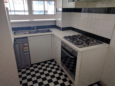 Luxury 1 Bed Apartment with Car space