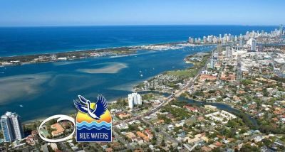 BEST LOCATION, Looking out to the Broadwater!