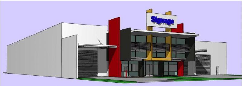 High Grade Office/Warehouse