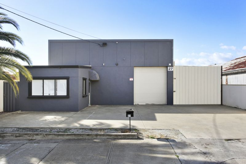 STAND ALONE WAREHOUSE WITH NEW OFFICE