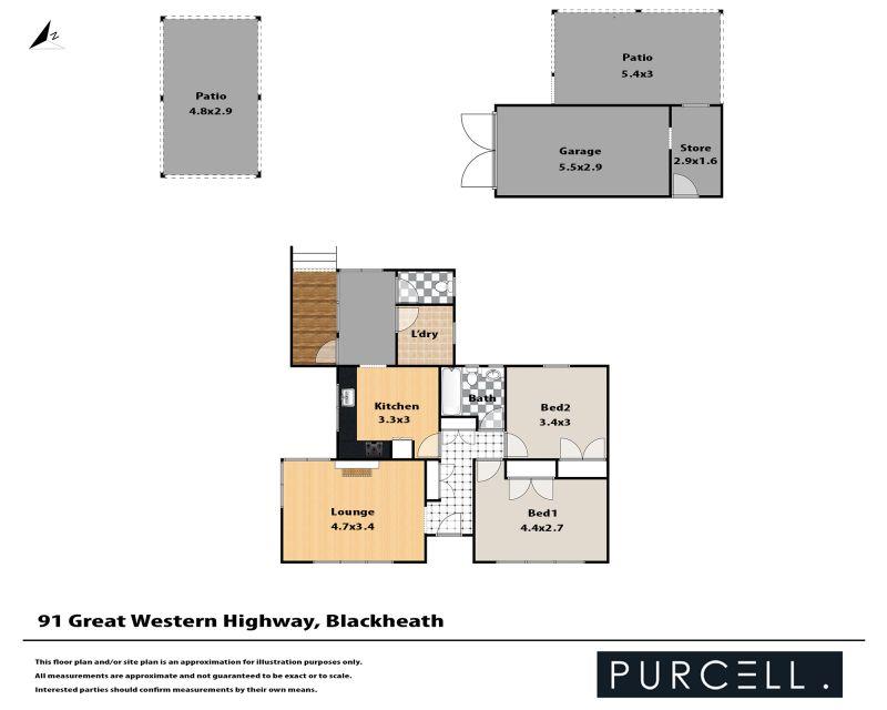 91 Great Western Highway Blackheath 2785