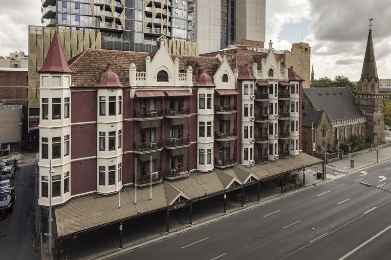 50/21 Pulteney Street, Adelaide