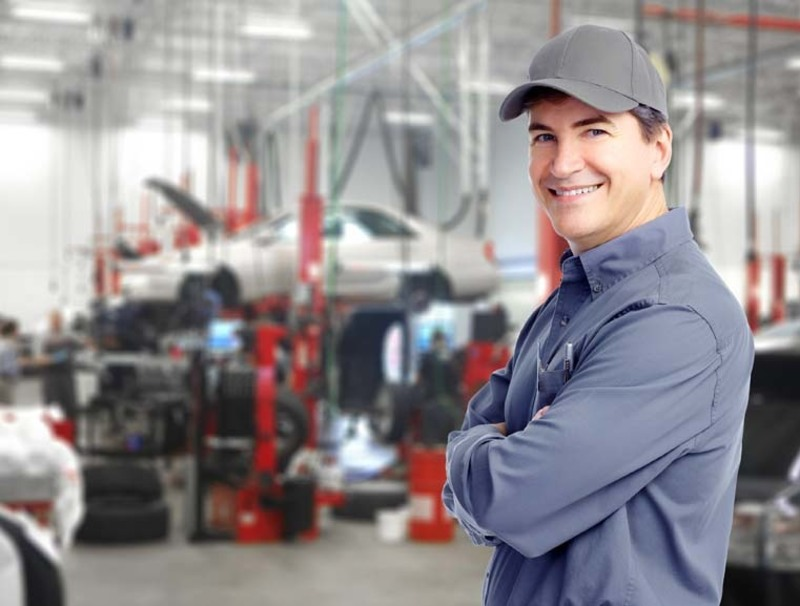 Be Your Own Boss - Mechanic Workshop