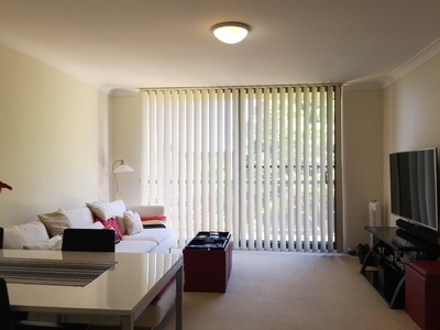 Modern one bedroom apartment with full facilities