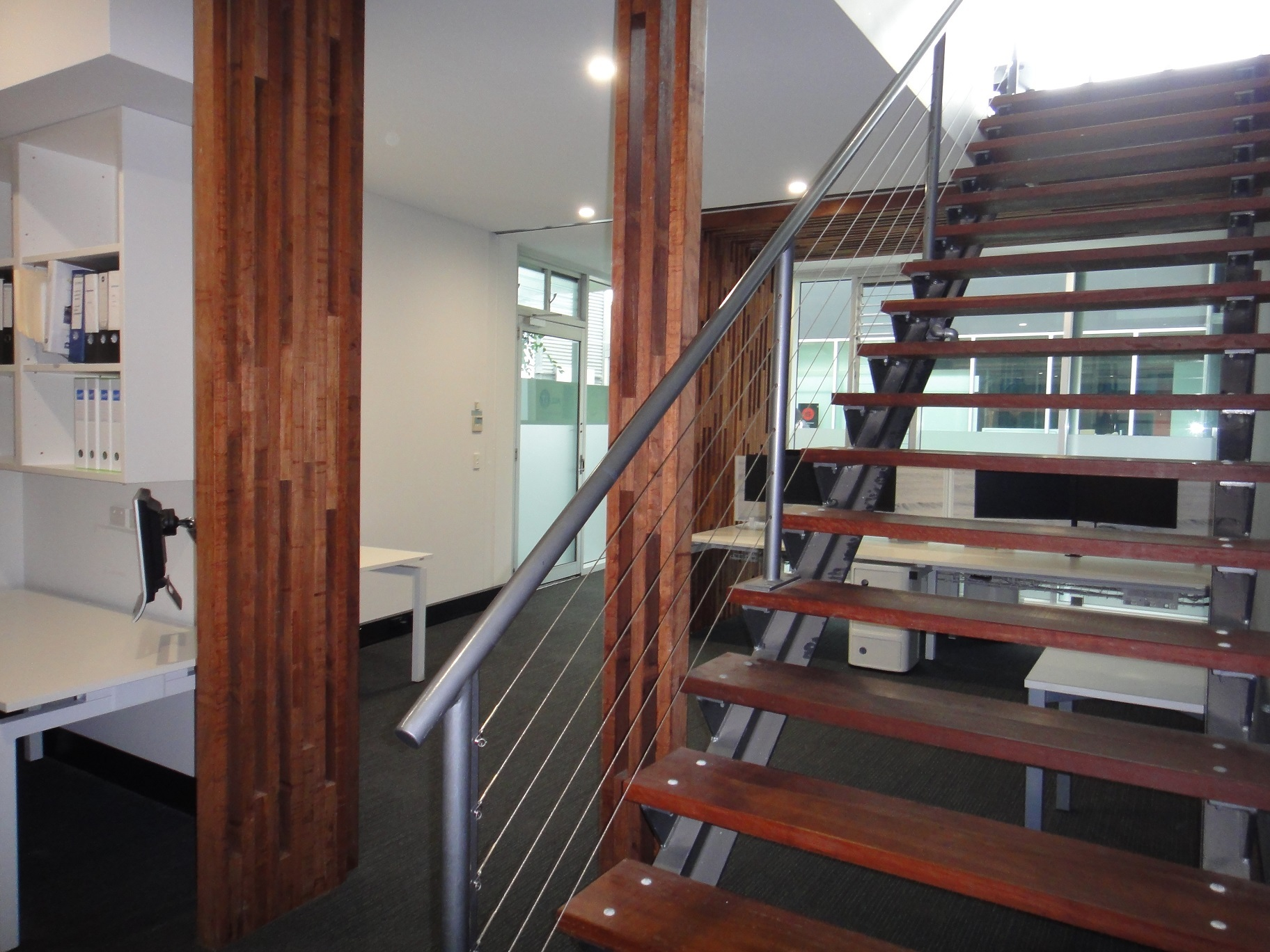 Superb Light filled Mezzanine office suite in Lifestyle Working Brookvale.