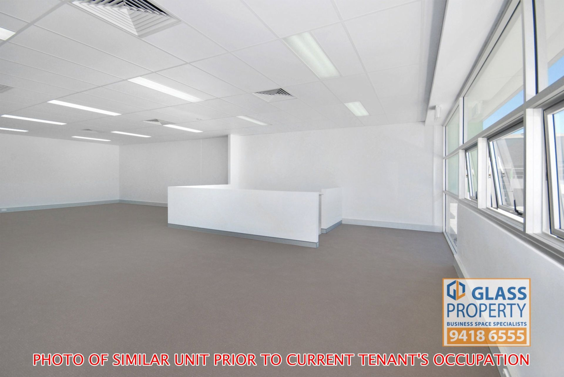 Modern Industrial Unit - 190m2 - MOTIVATED OWNER