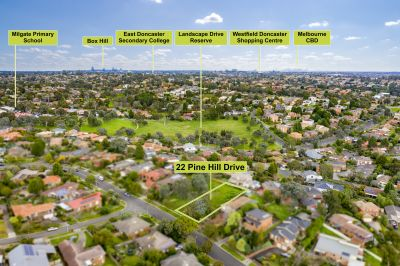 22 Pine Hill Drive, DONCASTER EAST